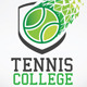 Tennis College Logo - GraphicRiver Item for Sale
