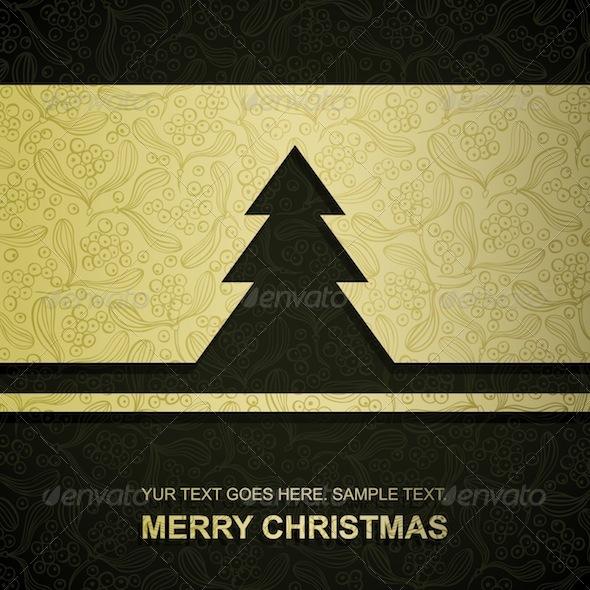 GraphicRiver Christmas Card 912123