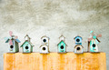 colorful of bird house - PhotoDune Item for Sale