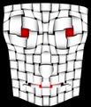 frightening mask - PhotoDune Item for Sale