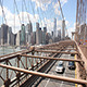 Brooklyn Bridge Daytime Traffic - VideoHive Item for Sale