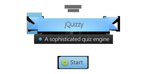 jQuizzy Classic - Premium Quiz Engine - 1