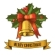 Christmas Bell Icon - GraphicRiver Item for Sale