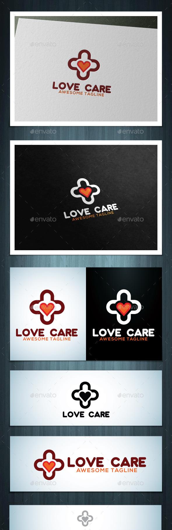 GraphicRiver Love Care 8145935
