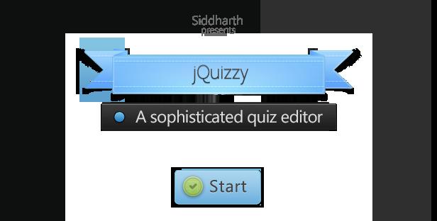 jQuizzy Classic - Interactive Visual Editor - 1