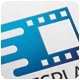 Film Splash Logo Template - GraphicRiver Item for Sale