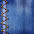 Blue Jeans with Lacing - PhotoDune Item for Sale