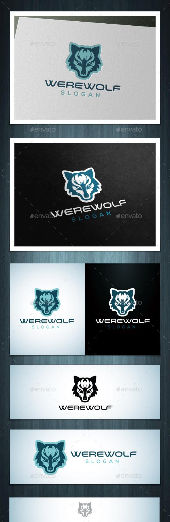 GraphicRiver Werewolf 8597284