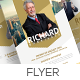 Elegant Gold Corporate Flyer - GraphicRiver Item for Sale