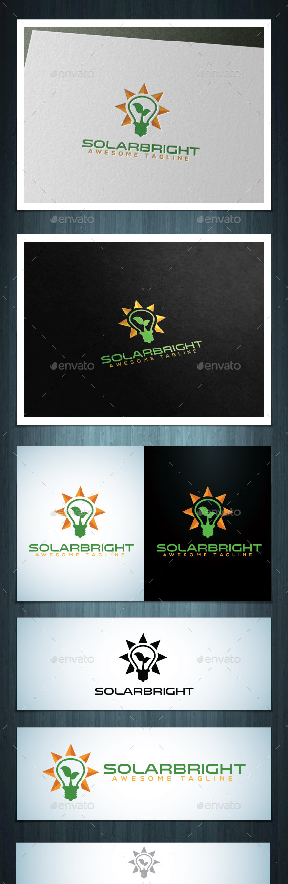 GraphicRiver Solar Bright 8145862
