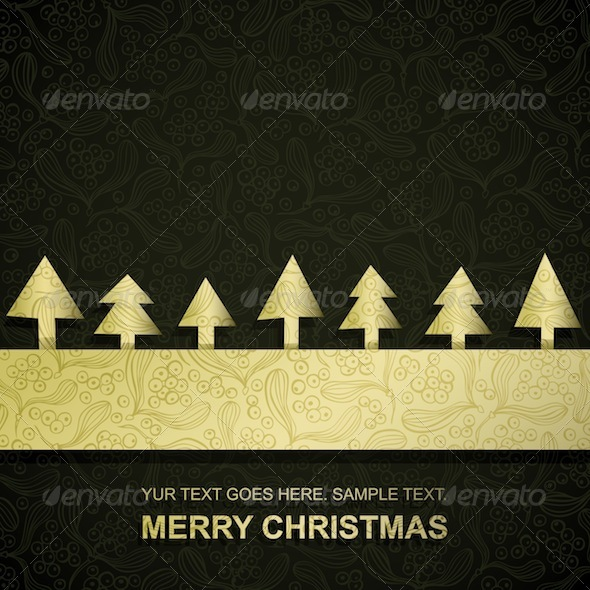 GraphicRiver Christmas Card 912359