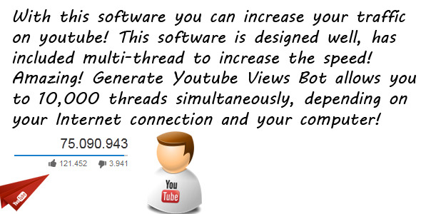 CodeCanyon Youtube Bot Views With VPN 8942590