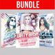 Dirty Angel Flyer Bundle - GraphicRiver Item for Sale