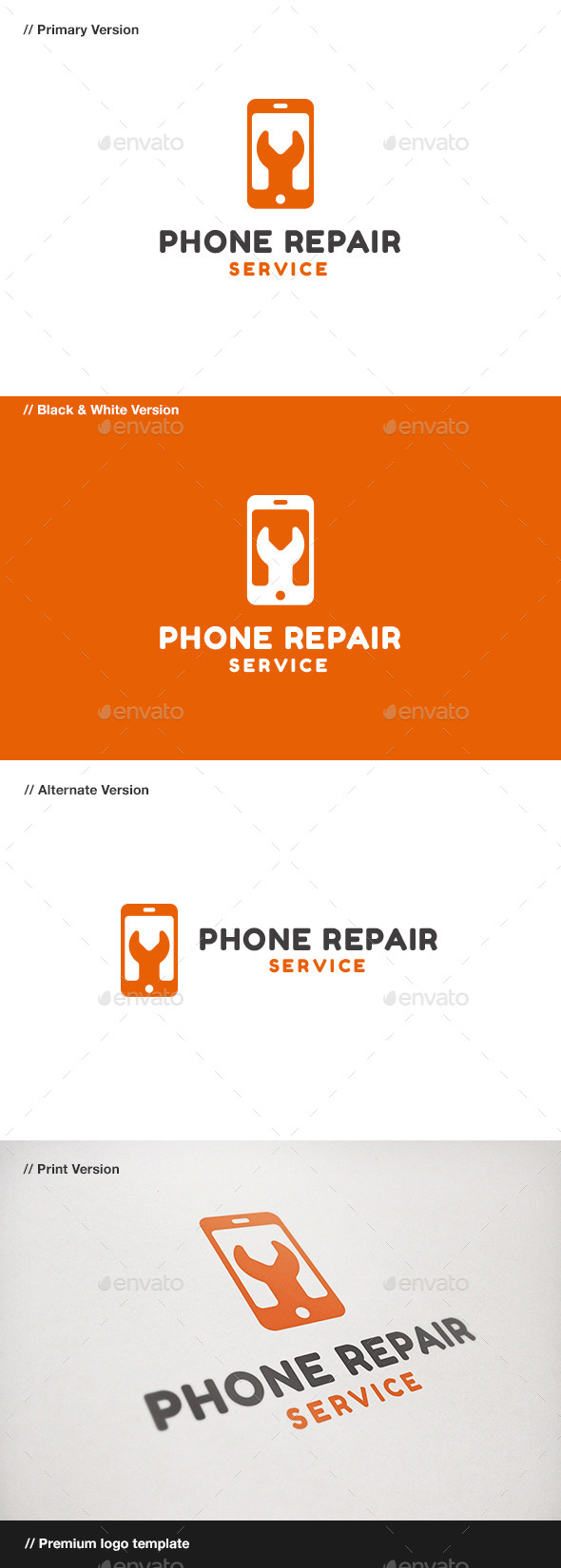 GraphicRiver Phone Repair 8943082
