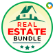 Real Estate Banner Design Bundle - 3 sets