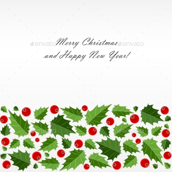 GraphicRiver Abstract Beauty Christmas and New Year Background 8944196