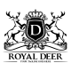 Royal Deer Logo Template - GraphicRiver Item for Sale