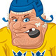 Swedish Hockey Player - GraphicRiver Item for Sale