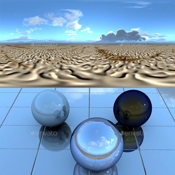 3DOcean Desert 153 8944517