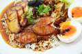 rice with roasted pork - PhotoDune Item for Sale