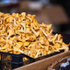 Chanterelles selling in a market - PhotoDune Item for Sale