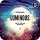 Luminous 3 Flyer - GraphicRiver Item for Sale