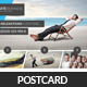 Corporate Business Postcard Psd Template - GraphicRiver Item for Sale