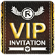 VIP - Invitation - GraphicRiver Item for Sale
