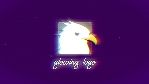 Glowing Logo