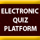 The Electronic Quiz Platform - Quizzi - CodeCanyon Item for Sale