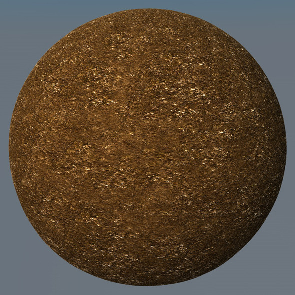3DOcean Soil Landscape Shader 003 8947259