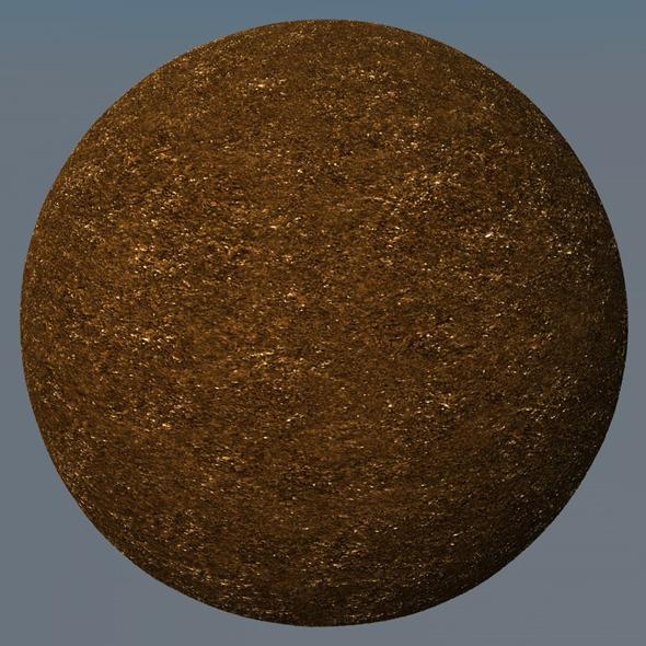 3DOcean Soil Landscape Shader 004 8947321