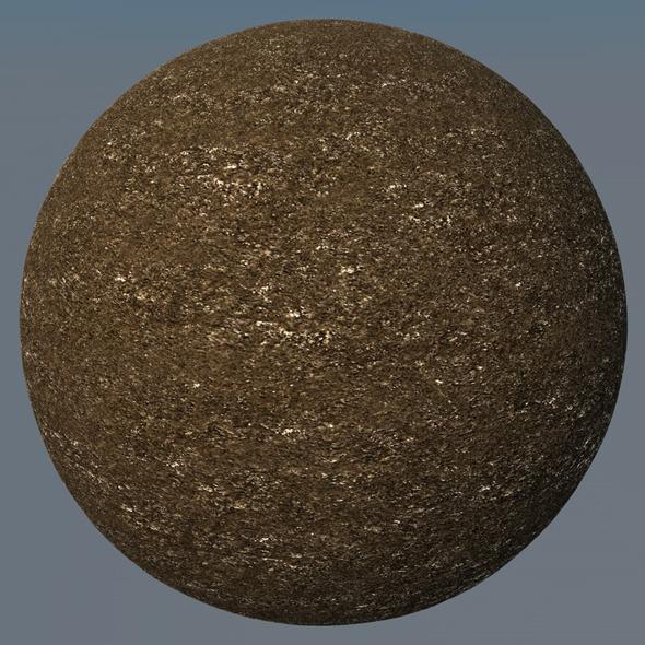 3DOcean Soil Landscape Shader 006 8947444