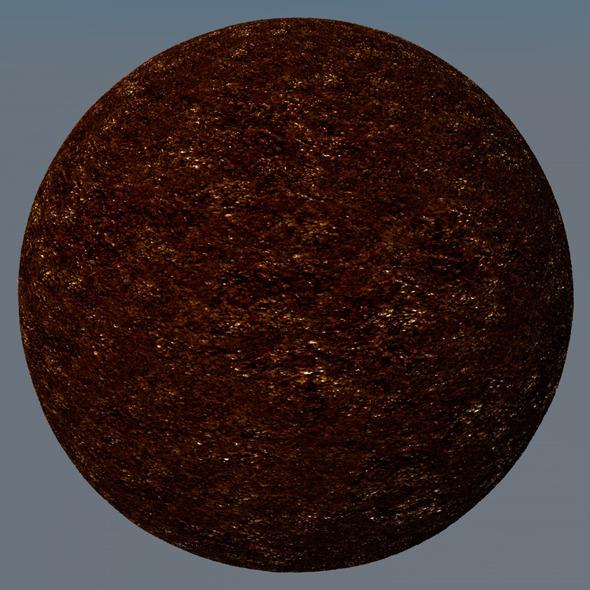 3DOcean Soil Landscape Shader 008 8947522