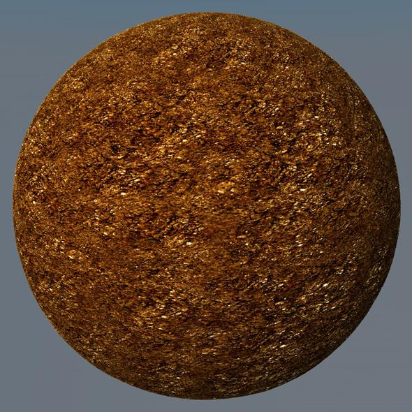 3DOcean Soil Landscape Shader 012 8947644