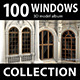 Collection of Windows - 3DOcean Item for Sale
