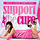 Support The Cure - GraphicRiver Item for Sale
