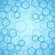 Abstract molecules medical background - PhotoDune Item for Sale