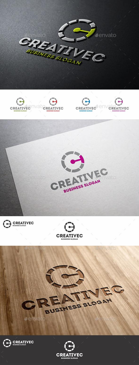 GraphicRiver Creative C Letter Logo 8948792
