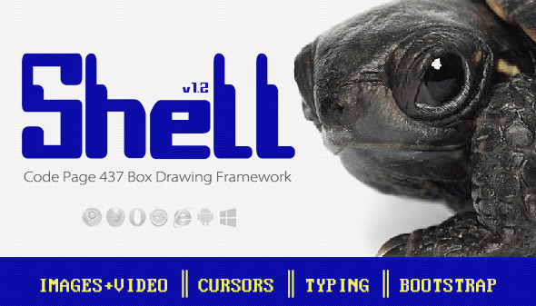 CodeCanyon Shell ASCII Box Drawing Framework 8948896