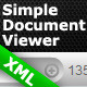 Simple Document Viewer - ActiveDen Item for Sale