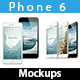 Phone 6 Mock-Ups Pack - GraphicRiver Item for Sale