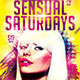 Sensual Saturdays Party Flyer - GraphicRiver Item for Sale