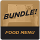 Food Menu Bundle 10 - GraphicRiver Item for Sale