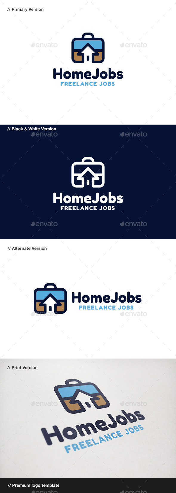 GraphicRiver Home Jobs 8950535