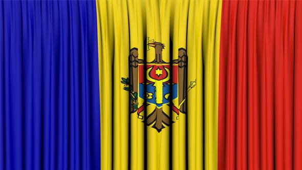 Moldova Curtain Open