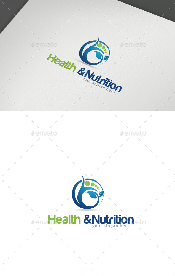 GraphicRiver Health Nutrition 8950650