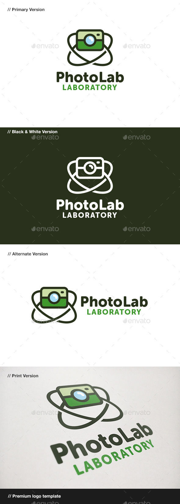 GraphicRiver Photo Lab 8950734