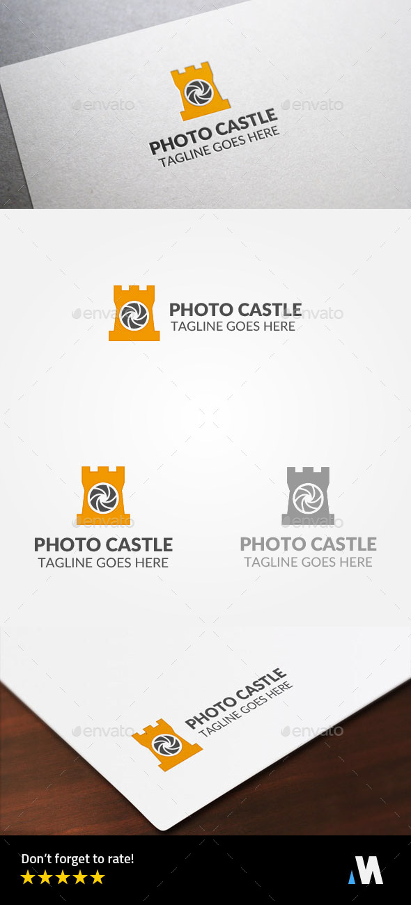GraphicRiver Camera Castle or Photo Guard 8950918