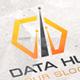 Data Hub Logo - GraphicRiver Item for Sale
